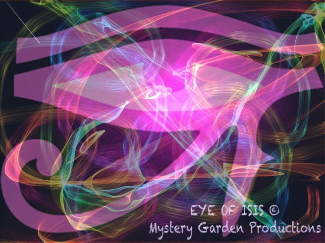 THE EYE OF ISIS © Mystery Garden Productions